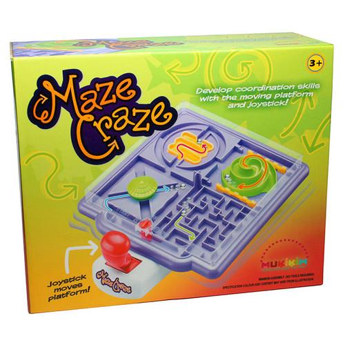Maze Craze Square box
