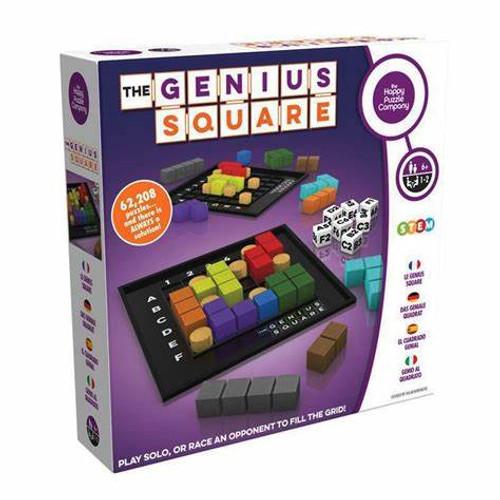 Genius Square box