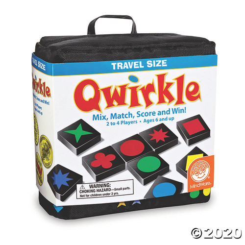 Image of Qwirkle Travel packaging