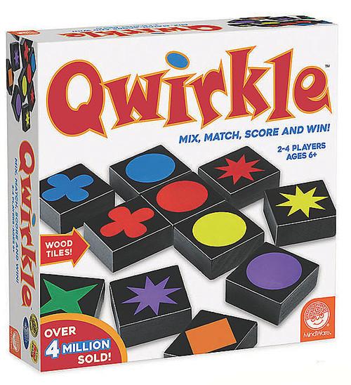 Image of Qwirkle packaging