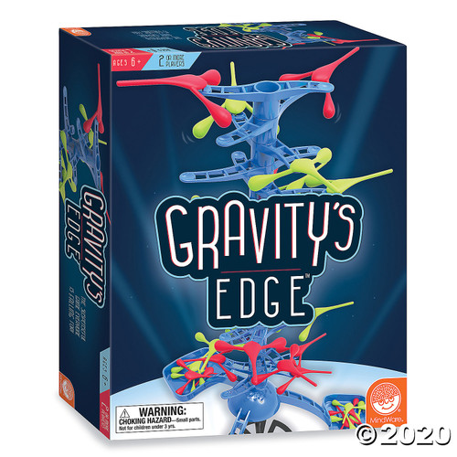 Image of Gravity's Edge packaging
