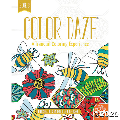 Image of Color Daze Book 3 cover art