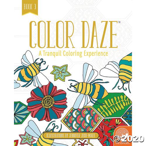 Image of Color Daze Book 3 cover art