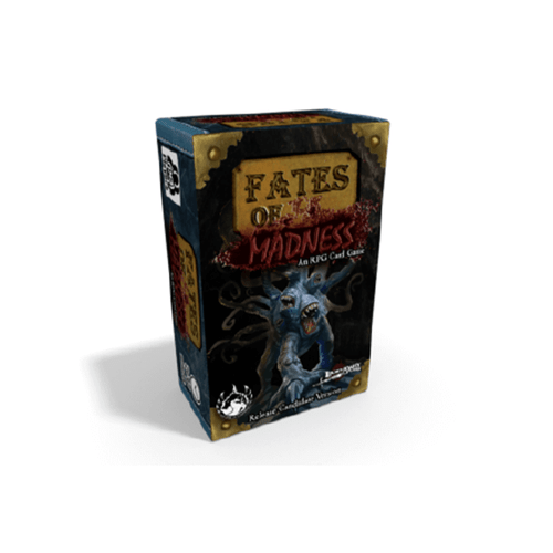 Box image of Fates of Madness