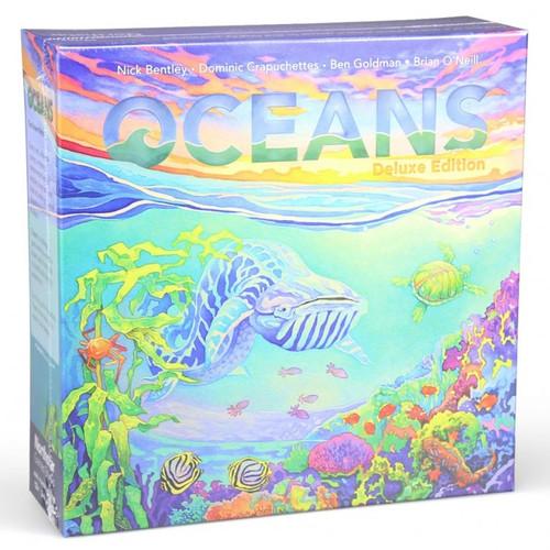 Evolution: Oceans Deluxe Kickstarter Edition