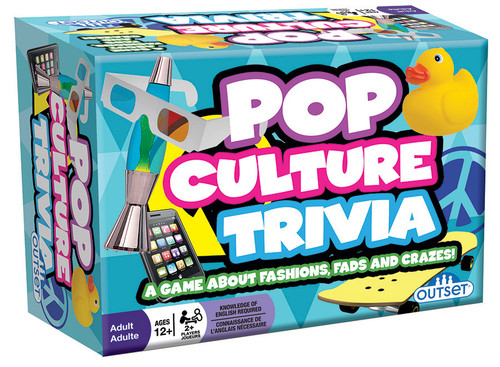 Image of Pop Culture Trivia packaging