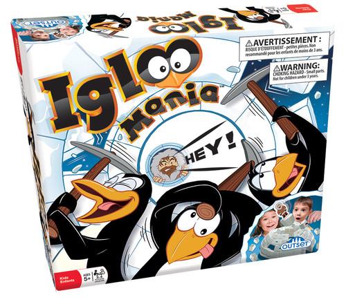 Image of Igloo Mania packaging