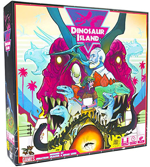 Image of Dinosaur Island box