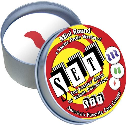 Set Mini Round Tin (Sold Out)