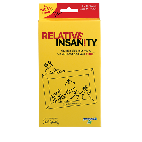 Relative Insanity Expansion / Travel