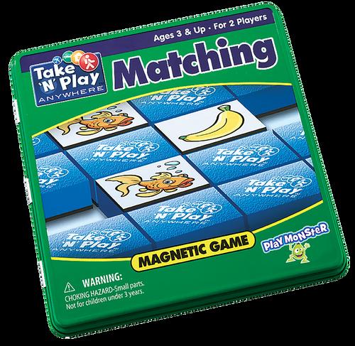 Matching Take-n-Play magnetic