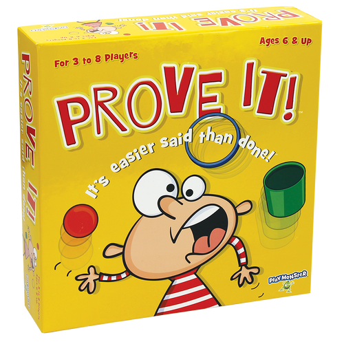Prove It! (Sold Out)
