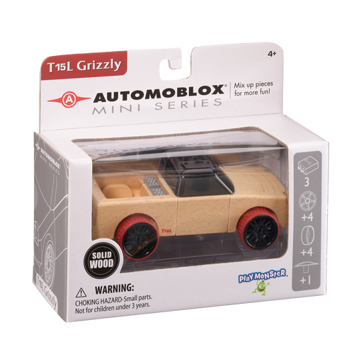 Automoblox T15 Grizzly
