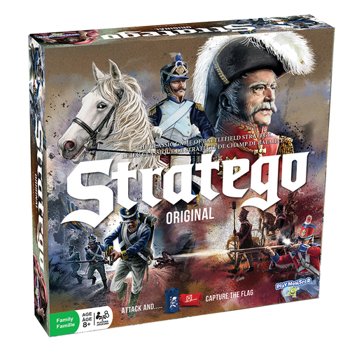 Stratego Original larger board (2019) (Sold Out)