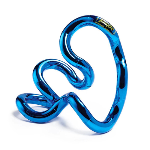 "Image of ""Blue"" Tangle Jr. Metallic"