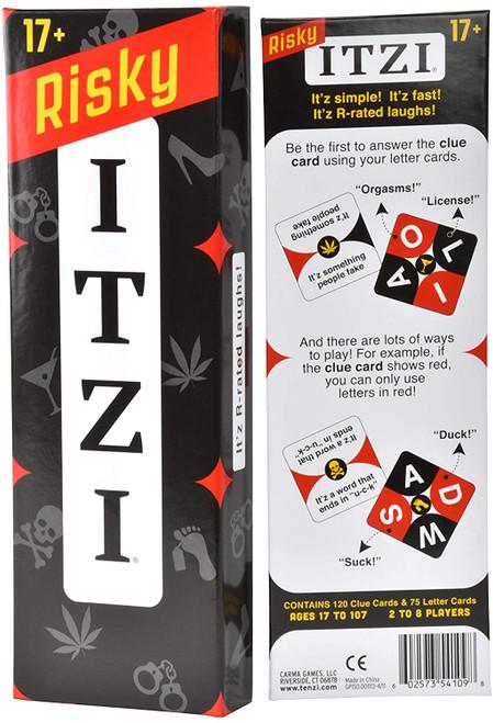 Risky Itzi Box