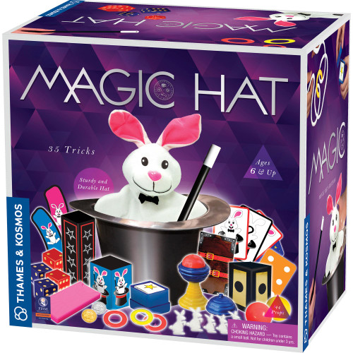 image of magic set box