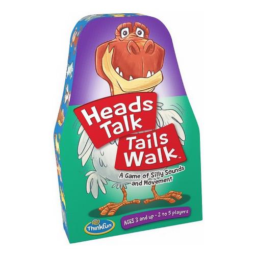 Heads Talk Tails Walk box