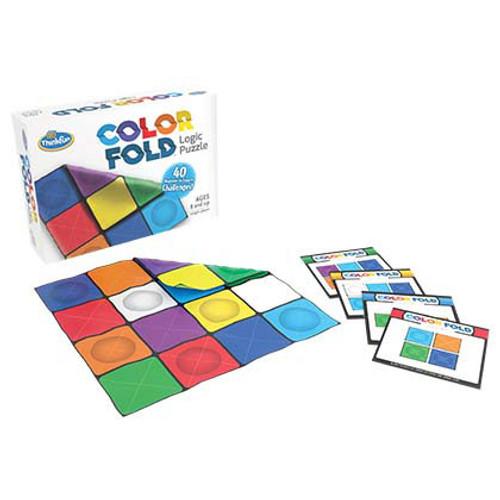 Color-Fold Puzzle