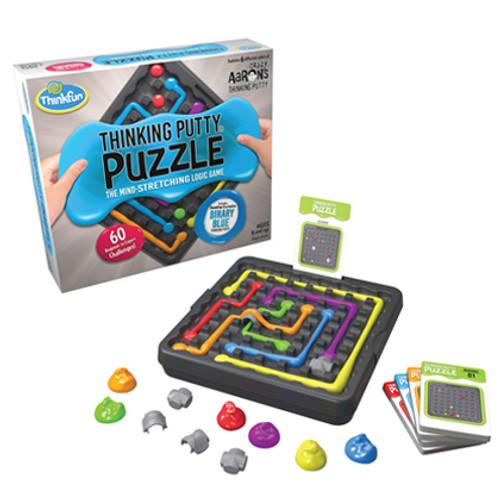 Thinking Putty Puzzle box