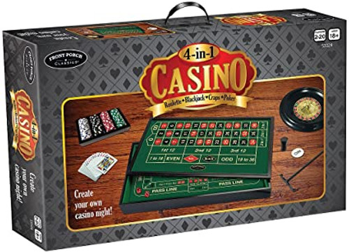 4-in-1 Casino Front Porch Classics (Sold Out)