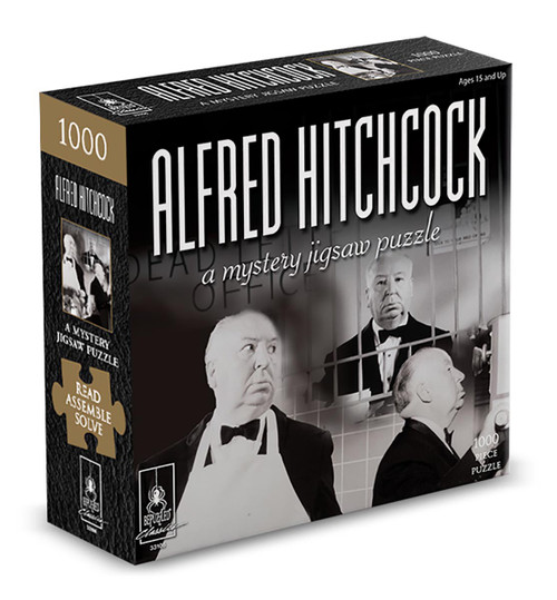 Alfred Hitchcock Mystery Jigsaw