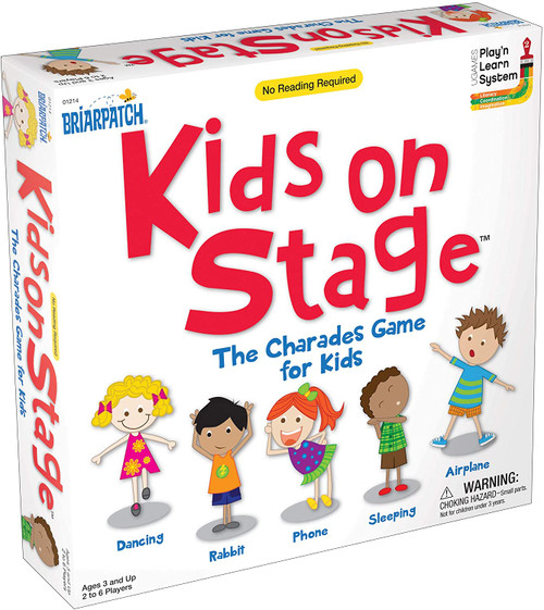 Kids on Stage (square box)