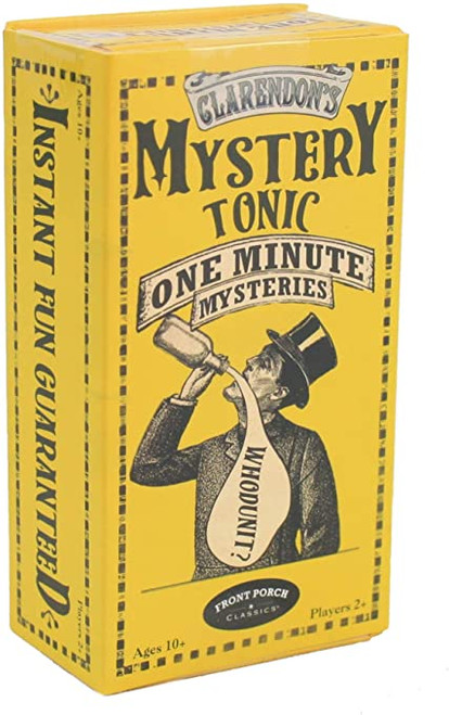 Mystery Tonic One Minute Mysteries