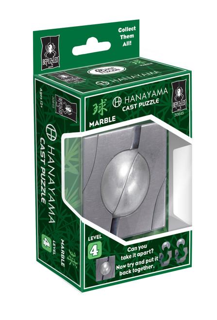 Hanayama Marble Puzzle (Level 4) box