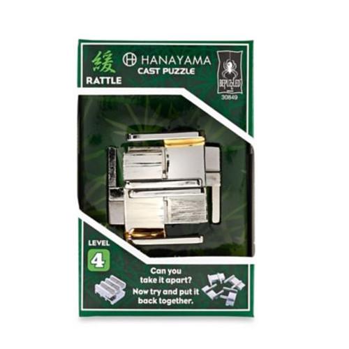 Hanayama Rattle (Level 4) box