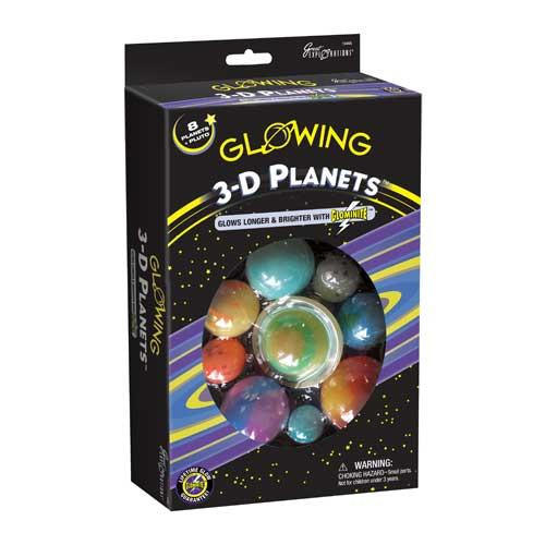 3-D Planets (box)