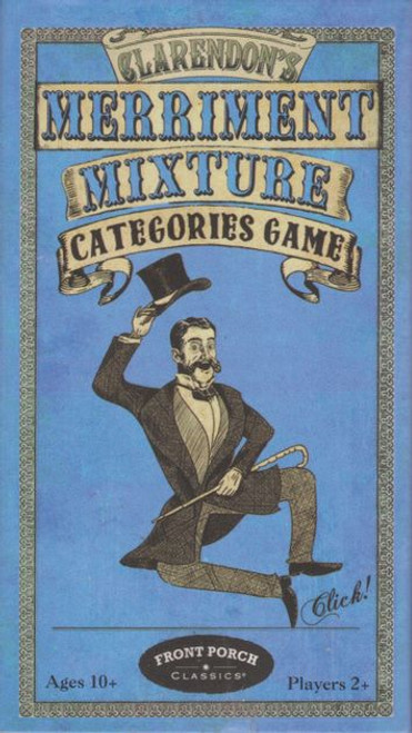 Merriment Mixture Categories Game