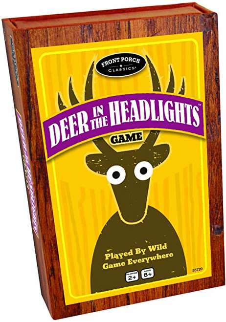 Deer in the Headlights (Sold Out)