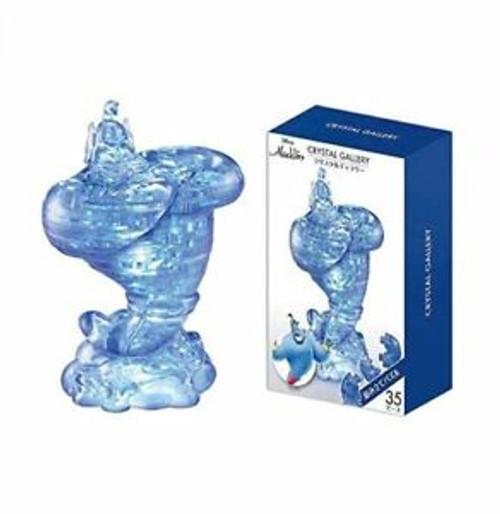 Genie Aladdin Crystal 3D Puzzle