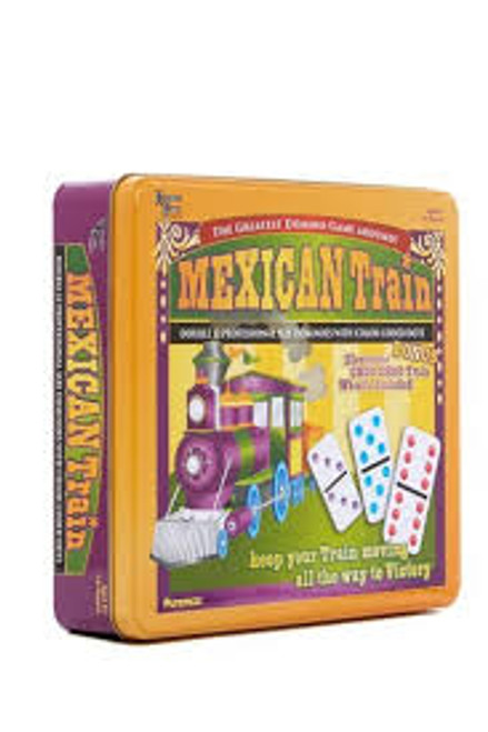 Mexican Train Dominoes Double 12