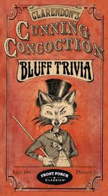 Cunning Concoctions Bluff Trivia