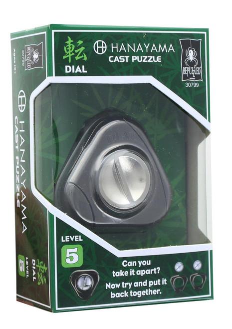 Hanayama Dial (Level 5) box