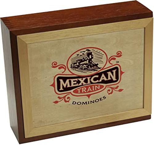 Front Porch Classics Mexican Train Dominoes