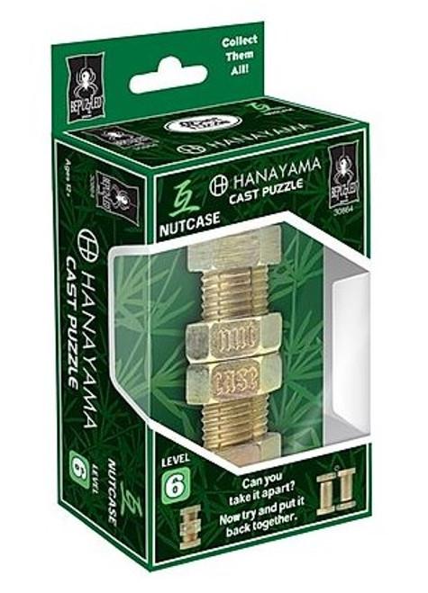 Hanayama Nutcase Puzzle (Level 6) box