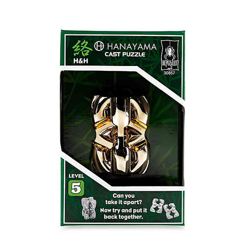 Hanayama H&H (Level 5) box
