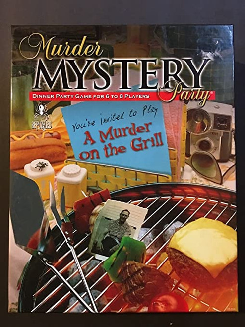 A Murder on the Grill