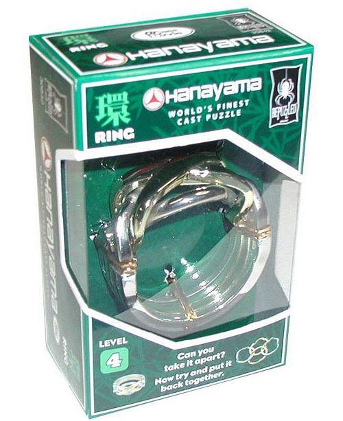 Hanayama Ring Puzzle (Level 4) box