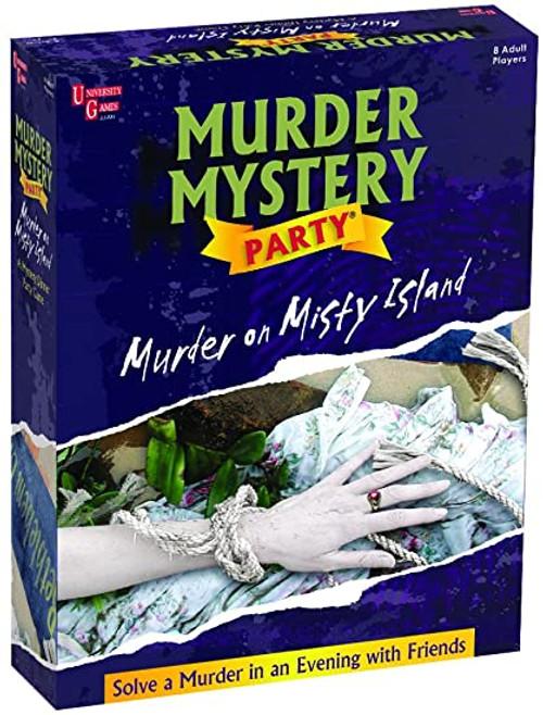 Murder on Misty Island