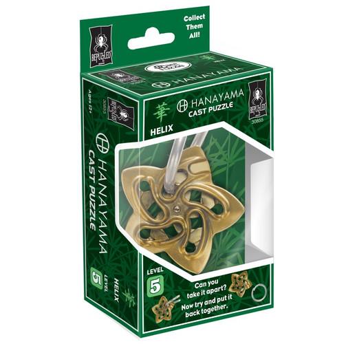 Hanayama Helix Puzzle (Level 5) box
