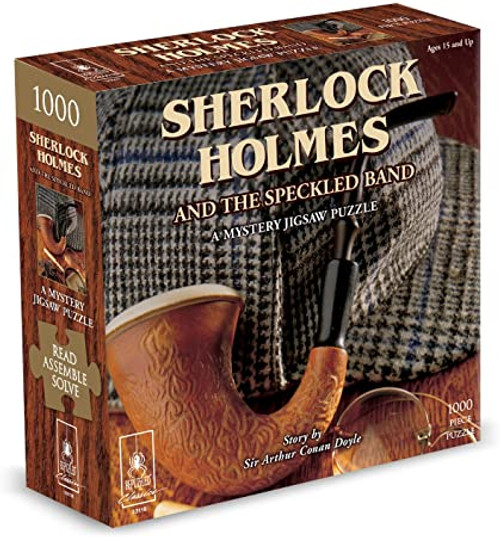 Sherlock Holmes & the Speckled Band (Sold Out)