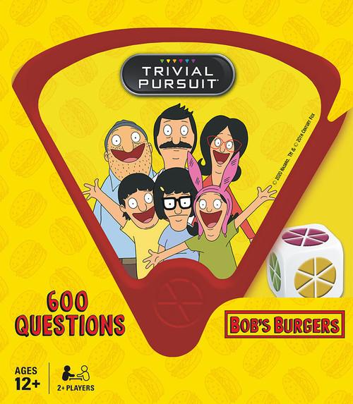 Bob's Burgers Trivial Pursuit box