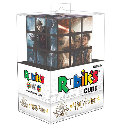 Rubik's Cube: Harry Potter