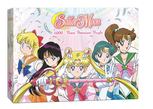 Sailor Moon SuperS #2 1000pc box