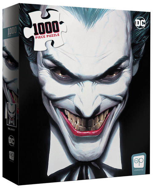 The Joker Crown Prince of Crime 1000pc box