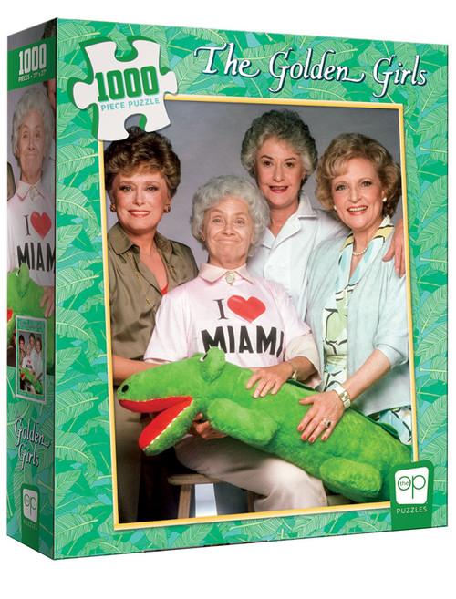 I Heart Miami (Golden Girls) 1000pc box
